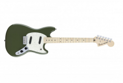 Fender Mustang MN Olive